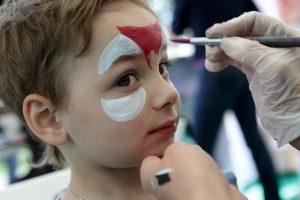 Child Care in West Finchley Face Painting